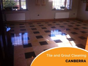 Professional Tile and Grout Cleaning Ainslie