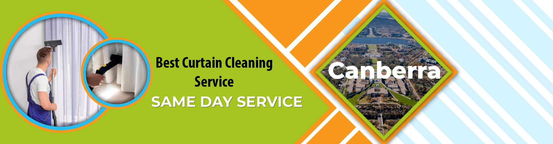 Expert Curtain Cleaning Canberra